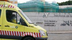 Aislado un enfermo trasladado en la misma ambulancia que