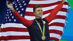 El sueño americano de Anthony Ervin, oro olímpico 16 años