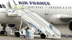 Alerta sanitaria por ébola en Barajas en un avión de Air