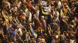 1.500 antidisturbios para la 'Marea Ciudadana' del 23-F en