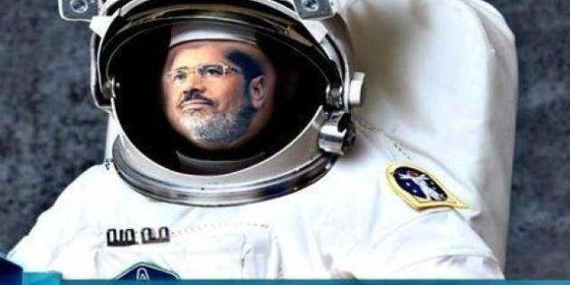 El Movimiento Juvenil 6 de Abril pone en marcha una propuesta para mandar a Morsi al