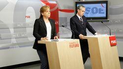 Este es el podio del PSOE para las