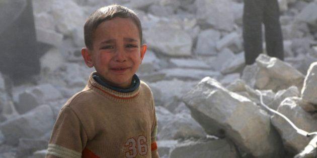 Tres años de guerra en Siria: 11 datos sobre los niños