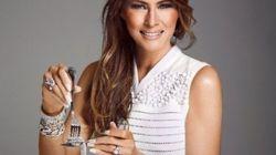 La foto de Melania Trump 'comiendo' joyas que provoca un cachondeo
