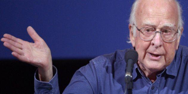 Peter Higgs, galardonado con el Nobel de Física, se retirará en