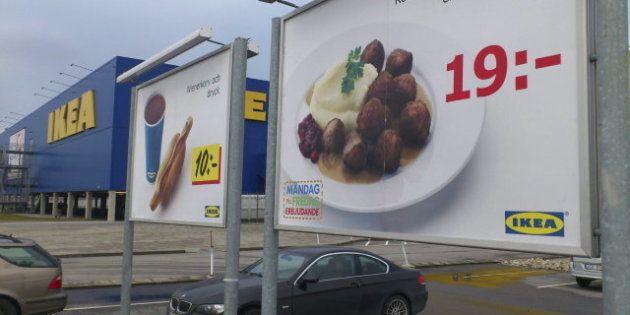 Ikea retira las albóndigas de sus restaurantes en España tras hallarse carne de caballo en un lote