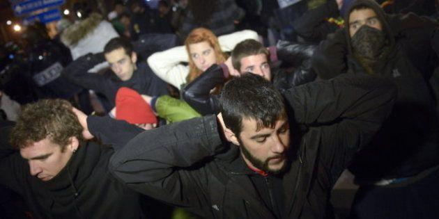 En libertad los 45 detenidos tras la 'Marea ciudadana' del