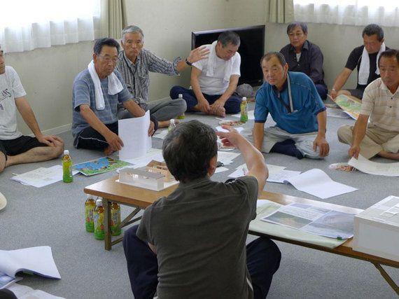 Japón dos años después. Planteamiento urbano de la reconstrucción: la ciudad desde