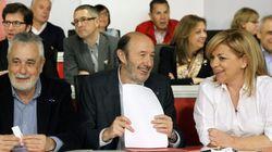 El PSOE cierra su equipo para las europeas... y Rajoy inaugura un