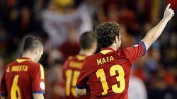 España se clasifica para el Mundial de Brasil