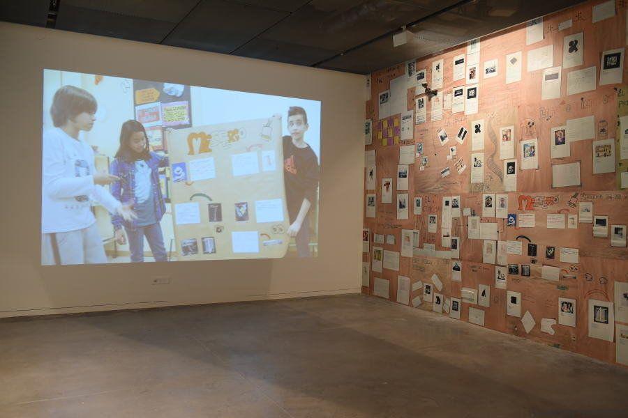 Arte reinterpretado por niños: una exposición donde ellos son los