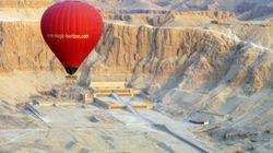 Mueren 18 turistas al estrellarse el globo en el que viajaban en