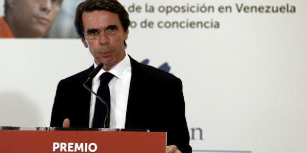 Aznar dice que la situación política en España es