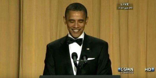 Cuando Obama se reía en 2011 de la posibilidad de que Trump fuera