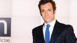 Álvaro Zancajo, nuevo director del Canal 24 Horas de