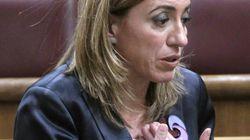 El PSOE, enfadado con Chacón por no