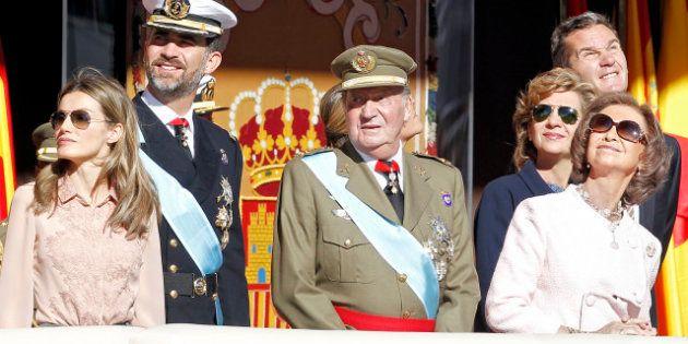 La Fiscalía no ve indicios contra la Casa Real ni la infanta Cristina por el 'caso