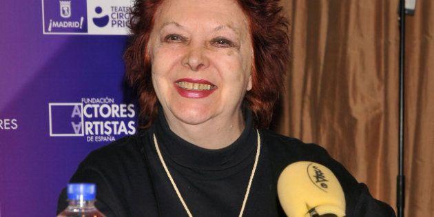 Muere María Asquerino: la actriz ha muerto a los 85 años por una afección pulmonar