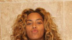 Beyoncé sube una foto suya en la ducha