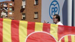 Rajoy, sobre Cataluña: