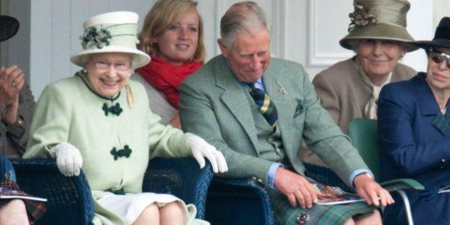 Buckingham recalca la