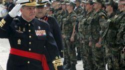 Un general en la reserva justifica la intervención militar en