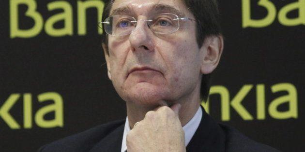 Bankia perdió 19.193 millones de euros en 2012, seis veces más que en