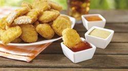 Las cuatro formas de los 'nuggets'