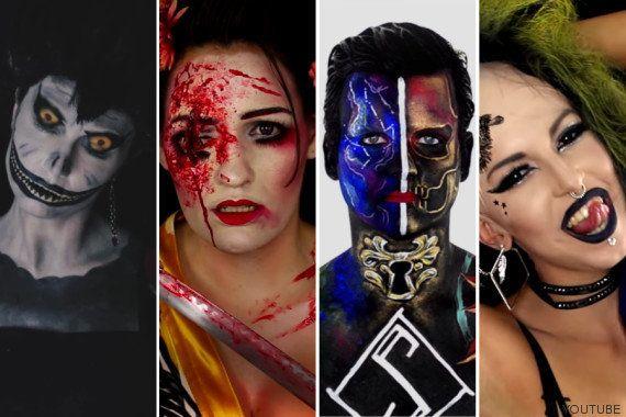En busca del mejor maquillador de España en YouTube: los NYX Spain Face