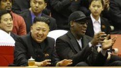 ¡Qué risa! En el baloncesto norcoreano con Dennis