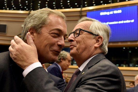 La cumbre sobre el Brexit, la más triste y tensa para la