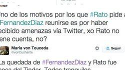 Así ha reaccionado Twitter a la comparecencia de Fernández