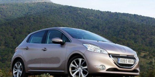A prueba: Peugeot 208 HDi 115