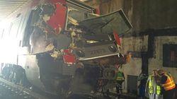 Un tren choca contra un árbol en Francia y deja al menos 60