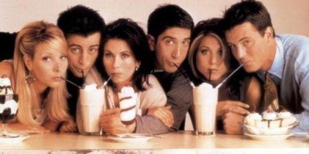 'Friends' a través de los años: increíbles GIFs que muestran cómo han cambiado sus