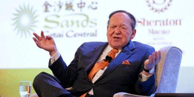 Las Vegas Sands admite a la SEC una