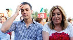Díaz pide al PSOE no ser