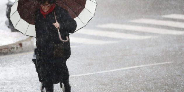 Alerta en Canarias por vientos de hasta 130 km/h: clases y vuelos