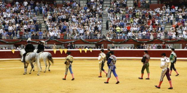 Los toros anotan su mínimo histórico en La 1 con la corrida de San