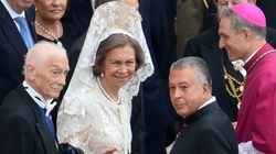Los reyes y tres ministros: la representación española en la
