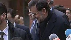 Rajoy visita al rey: