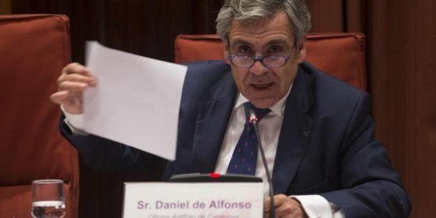 El Parlament aparta a De Alfonso de Antifraude con el voto en contra del