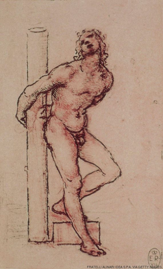 Se descubre un dibujo perdido de Leonardo da Vinci valorado en 15 millones de