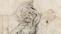 Un jubilado tenía un dibujo perdido de Da Vinci valorado en 15