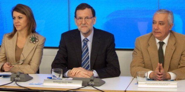 Arenas asegura que todo el partido apoya la gestión de Cospedal del 'caso