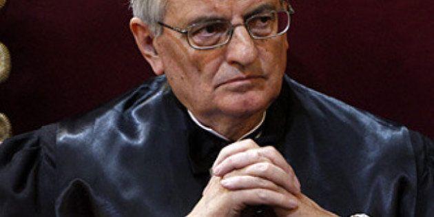 Torres-Dulce acepta la renuncia del fiscal jefe de Cataluña por opinar sobre la consulta