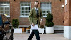 El príncipe, representante de España en el adiós de