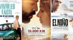 Precandidatas españolas a los Oscar 2015: 'El niño', '10.000 km.' y 'Vivir es fácil con los ojos cerrados'