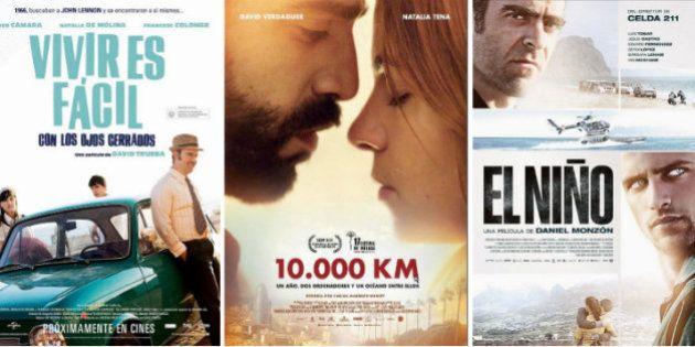 Precandidatas españolas a los Oscar 2015: 'El niño', '10.000 km.' y 'Vivir es fácil con los ojos