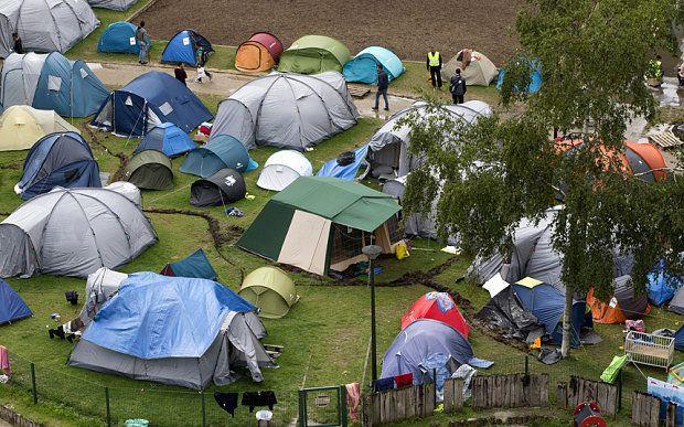 Refugiados: una distopía en el centro de